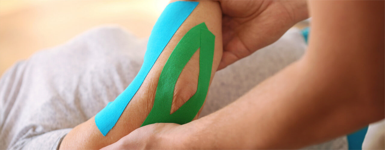 Kinesio Taping Downtown Ottawa, Kanata & Stittsville, ON