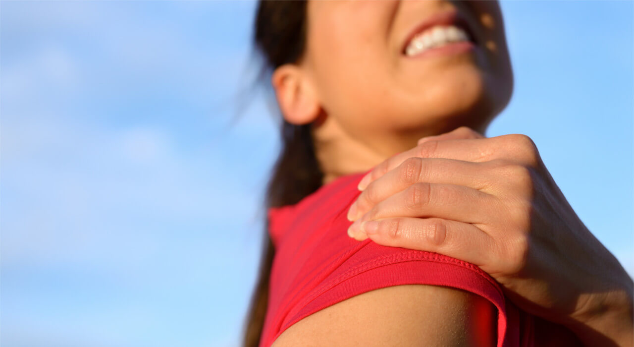 Shoulder Pain Relief Downtown Ottawa, Kanata & Stittsville, ON